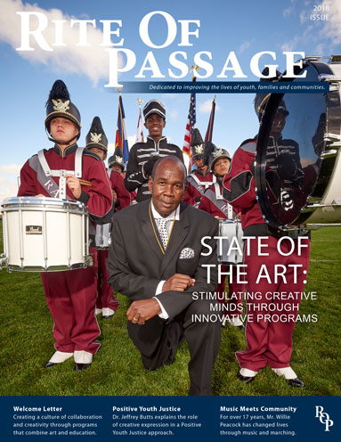 Rite of Passage Magazine 2018 Issue