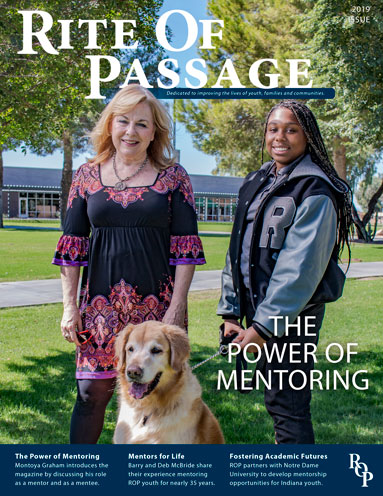 Rite of Passage Magazine 2019 Issue